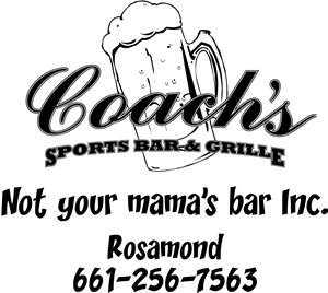 Coachs sports bar and grille